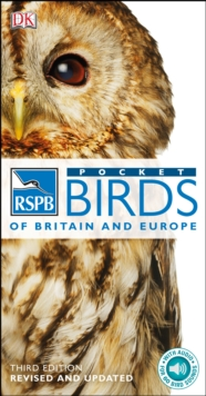 RSPB Pocket Birds, Paperback Book