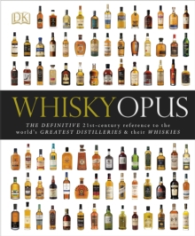 Whisky Opus, Hardback Book