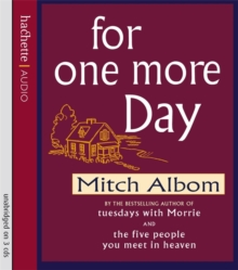 For One More Day, CD-Audio Book