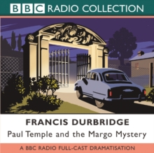 Paul Temple And The Margo Mystery, eAudiobook MP3 eaudioBook