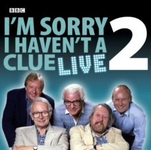 I'm Sorry I Haven't A Clue Live: Volume 2, eAudiobook MP3 eaudioBook