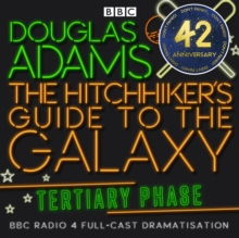 Hitchhiker's Guide To The Galaxy, The Tertiary Phase, eAudiobook MP3 eaudioBook