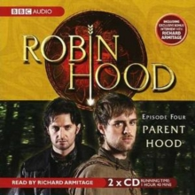 Robin Hood, Parent Hood, CD-Audio Book