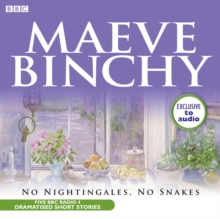 No Nightingales, No Snakes, CD-Audio Book