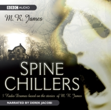 Spine Chillers, CD-Audio Book