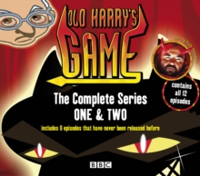 Old Harry's Game: The Complete Series One & Two, CD-Audio Book