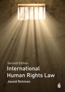 International Human Rights Law, Paperback / softback Book