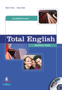 Total English Elementary Students' Book and DVD Pack, Mixed media product Book