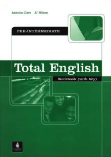 Total English Pre-Intermediate Workbook with Key, Paperback Book