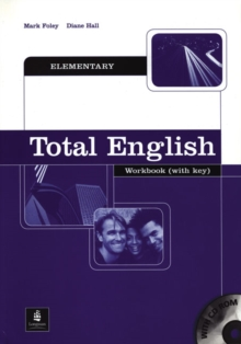Total English Elementary Workbook with Key and CD-Rom Pack, Mixed media product Book