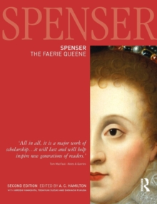 Spenser: The Faerie Queene (re-issue), Paperback Book