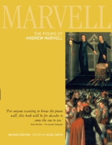 The Poems of Andrew Marvell, Paperback Book