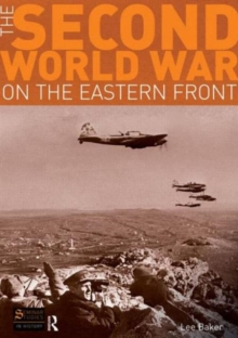 The Second World War on the Eastern Front, Paperback / softback Book