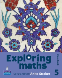 Exploring maths: Tier 5 Class book, Paperback Book