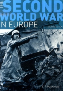 The Second World War in Europe : Second Edition, Paperback / softback Book
