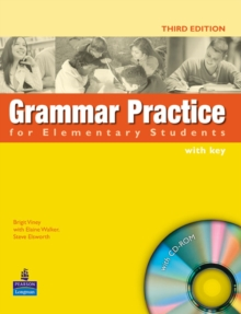 Grammar Practice for Elementary Student Book with Key Pack, Mixed media product Book