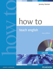 How to Teach English Book and DVD Pack, Mixed media product Book