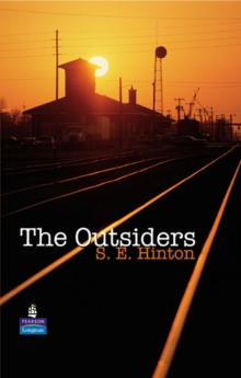 The Outsiders Hardcover educational edition, Hardback Book