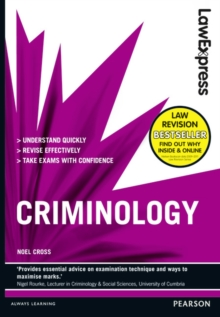 Law Express: Criminology (Revision Guide), Paperback Book