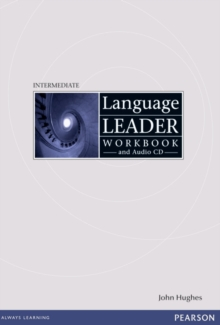 Language Leader Intermediate Workbook without key and audio cd pack, Mixed media product Book