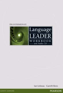 Language Leader Pre-Intermediate Workbook without Key and Audio CD Pack, Mixed media product Book