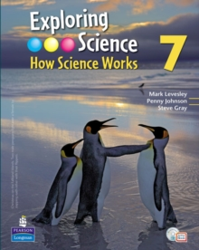 Exploring Science : How Science Works Year 7 Student Book with ActiveBook with CDROM, Mixed media product Book