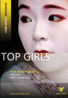 Top Girls: York Notes Advanced, Paperback Book