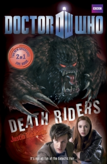 Book 1 - Doctor Who : Heart of Stone / Death Riders, Paperback Book