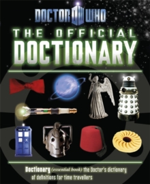 Doctor Who: Doctionary, Hardback Book