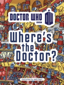 Doctor Who: Where's the Doctor?, Paperback / softback Book