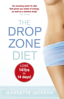 The Drop Zone Diet, Paperback Book