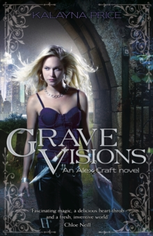 Grave Visions, Paperback Book