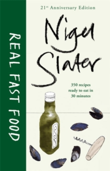 Real Fast Food, Hardback Book