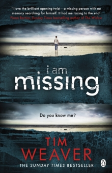 I Am Missing : David Raker Missing Persons #8, Paperback Book