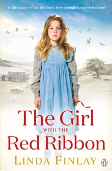 The Girl with the Red Ribbon, Paperback Book