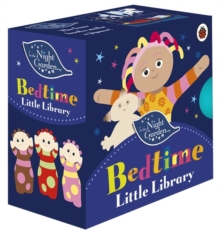 In the Night Garden: Bedtime Little Library, Book Book