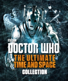 Doctor Who: The Ultimate Time and Space Collection, Mixed media product Book