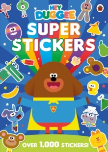 Hey Duggee: Super Stickers, Paperback Book