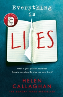Everything Is Lies, Hardback Book