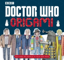 Doctor Who: Origami, Paperback Book