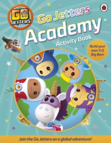 Go Jetters Academy Activity Book, Paperback / softback Book