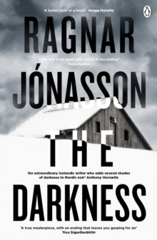 The Darkness : If you like Saga Noren from The Bridge, then you'll love Hulda Hermannsdottir, Paperback / softback Book