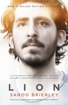 Lion: A Long Way Home, Paperback Book