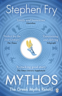 Mythos : The Greek Myths Retold, Paperback / softback Book