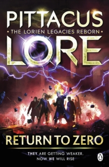 Return to Zero : Lorien Legacies Reborn, Paperback / softback Book