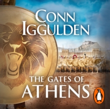 The Gates of Athens : Book One of Athenian, CD-Audio Book