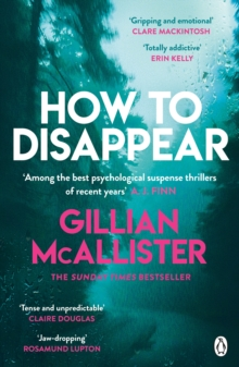 How to Disappear, EPUB eBook