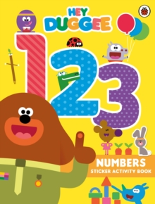 Hey Duggee: 123 : Numbers Sticker Activity Book, Paperback / softback Book