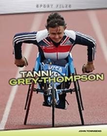 Tanni Grey-Thompson, Hardback Book