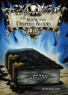 The Book That Dripped Blood, Paperback Book